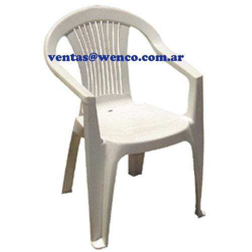 M003 sillas plasticas apilables milan for Sillas plasticas para ninos wenco