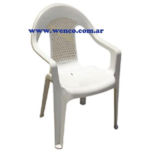 m005 sillas plasticas reforzadas venecia